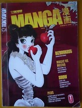 Tokyopop Manga Summer 2006 Bezenghast Magic Vs Mecha Snow - $7.92
