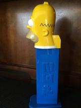 The Simpsons Homer Giant Pez Dispenser ~2002 - $22.00