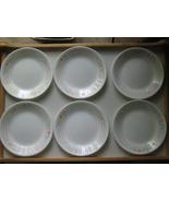 """Corelle """"Apricot Grove"""" Bread & Butter / Dessert Plates (6) - Active Pat... - $10.00"""