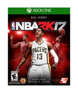 NBA 2K17 Xbox One - Brand New + Factory Sealed - $44.99