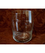 2010 Vancouver OLYMPICS Glass Tumbler Souvenir INUKSHUK Small Bear Colle... - $12.95
