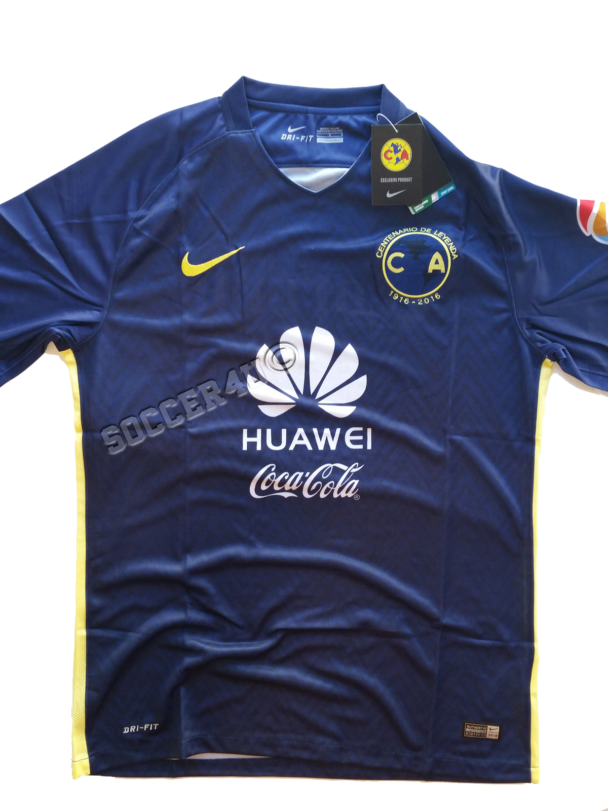 148c28b6608 Centenario Club America 2016-17 Away Jersey and 50 similar items. 20161001  123614