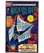 Night Glider 1 Topps Comics 1993 Comic Book & K... - $11.88