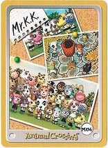 Mr. K.K. M04 Animal Crossing Town Tune Music E-Reader Card Nintendo GBA - $9.89