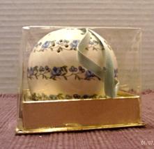 Vintage Pomander Ball / Andre Richard / Porcelain Potpourri Ball /Spice ... - $9.50