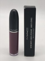 MAC Cosmetics Retro Matte Liquid Lipcolour ~ OH, LADY ~ Brand New in Box - $24.70