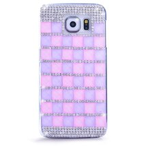 Galaxy Note 5 Diamond Case,Deluxe Bling Diamante Lips Lipstick Butterfly... - $14.84