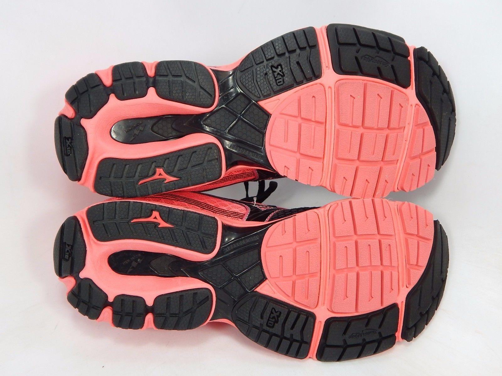 Mizuno Wave Sayonara 3 Women's Running Shoes Size US 8 M (B) EU 38.5 Black Pink
