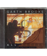 GARTH BROOKS DVD All Access - $2.99