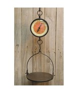Vintage look Weighing Scale Primitive Decor Old Store Christmas Gift Ideas  - $89.09