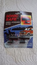 SONIC SAFE Animal Avoidance Device Style 9290 Emson - $6.99