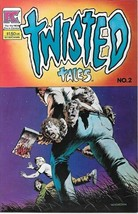 Twisted Tales Comic Book #2 Pacific Comics 1983 NEAR MINT NEW UNREAD - $5.94