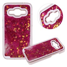 Galaxy A310 2016 Case,Creative Design Dynamic Flowing Bling Glitter Quic... - $9.89