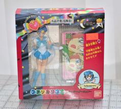 Sailor Mercury Petit Soldier Figure figurine Sailor Moon vintage Bandai - $24.74