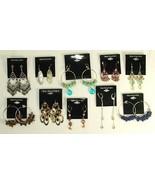 Bloomingdales Dangle Earrings Wholesale Lot 10 ... - $29.69