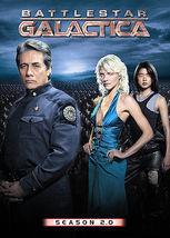 Battlestar Galactica - Season 2.0 (DVD, 2005, 3-Disc Set)  - $8.73