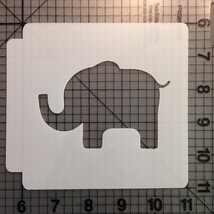Elephant Stencil 101 - $3.50