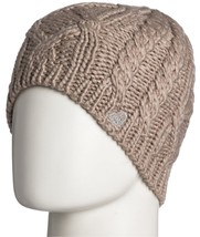 Roxy Cosy Beanie in Sandstone - ₨2,179.18 INR