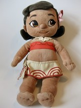 Disney Store Collection Moana Toddler Baby Plush Doll Stuffed Toy Stitch... - $30.00