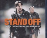 Stand Off Blu-ray DVD, 2013, 2-Disc Set Brendan Fraser Colm Meaney