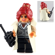 1Pcs Barbara Gordon DC Super Heroes Minifigure Building Block Toys Lego - $2.40