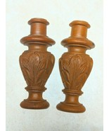 "Clock Column Decoration Part Not Wood 6 1/4"" tall x 2 5/8"" wide - $9.89"