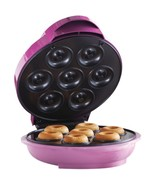 Brentwood Appliances TS-250 Nonstick Electric Food Maker (Mini Donut Maker) - $35.98