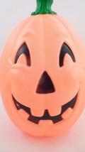 Blow Mold Smiling Happy Jack O' Lantern Halloween Pumpkin Yard Home Ligh... - £31.97 GBP