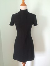 Max Studio Little Black Career Dress Size XS Small - $32.50