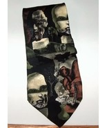 Salvador Dali Silk Tie The Three Ages Museum Collection - $21.99