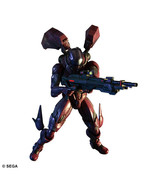 Vanquish: Bogey Play Arts Kai Action Figure NEW! - $44.99