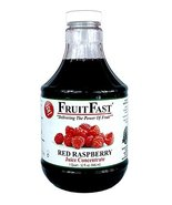 "FruitFast - Red Raspberry Juice Concentrate ""Cold Filled"" ONE QUART 32 D... - $59.95"