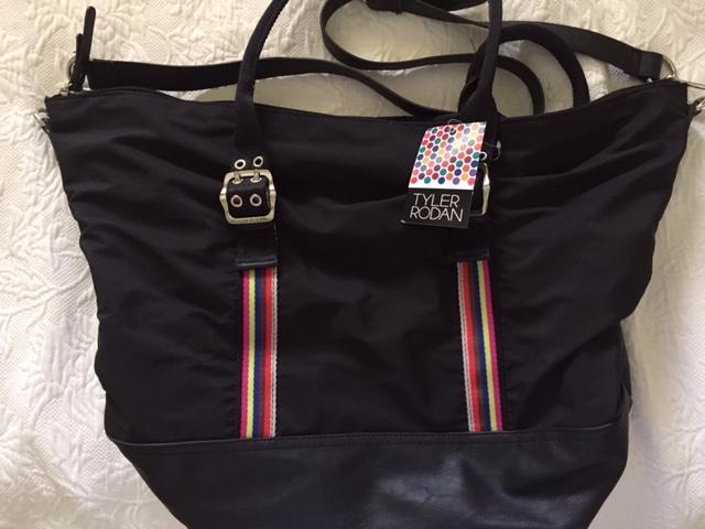 Black Tyler Rodan Bag 99 00