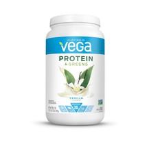Vega Protein and Greens Vanilla Plant Based Protein Powder - $49.83