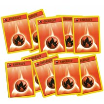 Pokemon Cards ~ x20 Fire Energy Lot ~ Excellent Condition ~ Free/Fast Ship! - $6.99