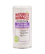 Nature's Miracle Just For Cats Litter Box Odor ... - $5.86