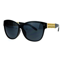 Womens Oversized Fashion Sunglasses Designer Style Square Frame - $10.95