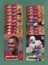 1994 Stadium Club Arizona Cardinals Football Set - $3.00