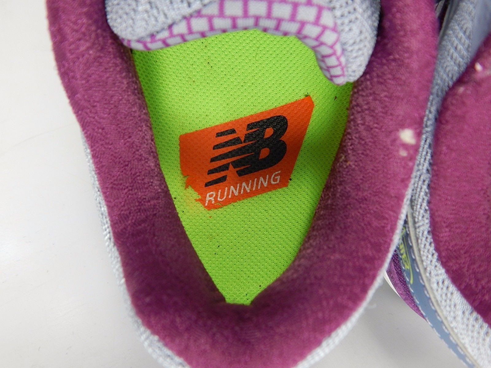 New Balance 880 v5 Women's Running Shoes Size US 6.5 M (B) EU 37 Purple W880PP5