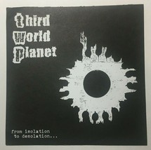 "Third World Planet - de Aislamiento a Desolation 7"" 45RPM Record Punk 1997 - $4.89"