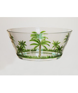 Palm Tree Classic Series Large Bowl!!! - $479,83 MXN