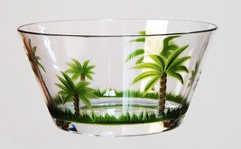 Set of 4 - Acrylic Palm Tree Classic Series Small Bowl!!! - $34.99