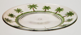 """Set of 4 - Palm Tree Classic Series 9"""" Plate - $24.99"""