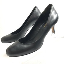 Cole Haan NikeAir Women's Black Leather Pumps Sz 7B - Excellent Condition - €37,95 EUR