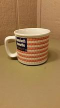 Campbell's America's Favorite Soup Mug Cup USA ... - $8.95
