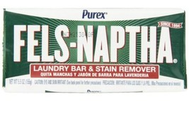 Fels Naptha Laundry Bar and Stain Remover, 5.0 ... - $14.01