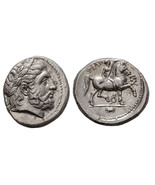 MACEDONIA PHILIP II, Pella Mint, Circa 323-315 ... - $2,680.16
