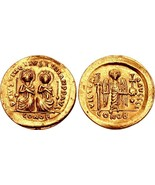 JUSTIN I & JUSTINIAN I THE GREAT 527AD  THE HIG... - ₨857,867.29 INR