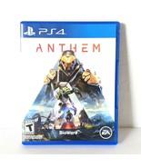 Anthem (Sony PS4, 2019) - $3.99