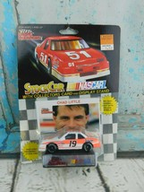 Racing Champions Chad Little #19 Stock Car W/ Card 1:64 Scale NASCAR Tys... - $5.93